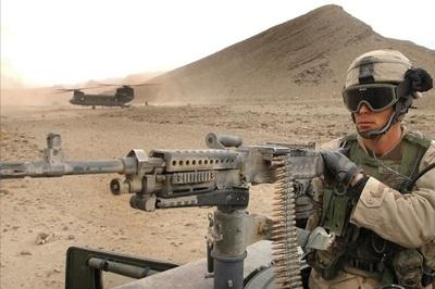 machine guns world war 1